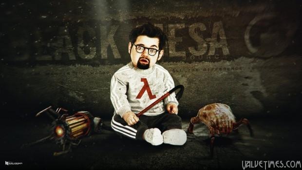 Лучшие Арты Марта 2015: Half-Life 2