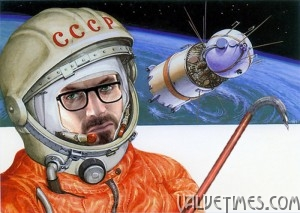 Valvetimes.com С днем космонавтики! HL2.