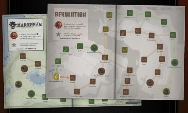 Operation Bloodhund. Новые миссии