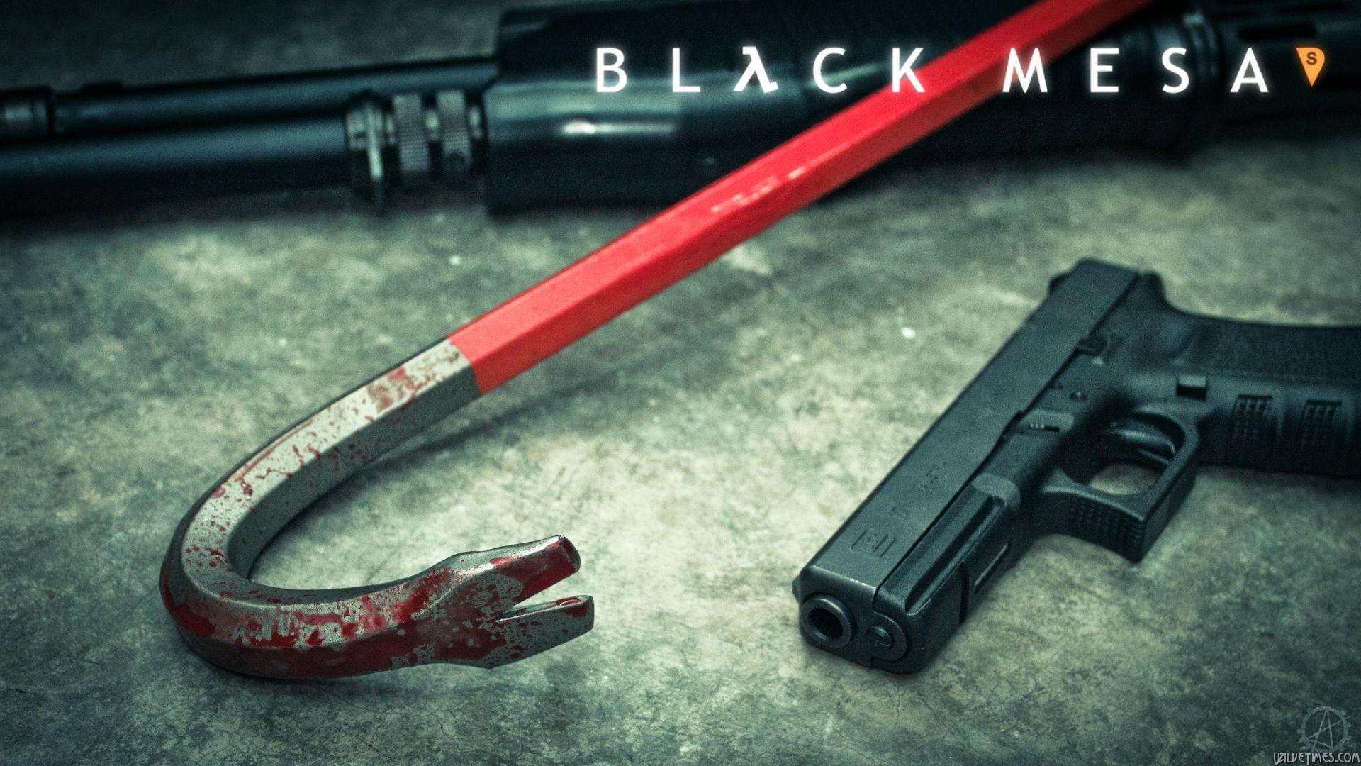 Скоро релиз Black Mesa