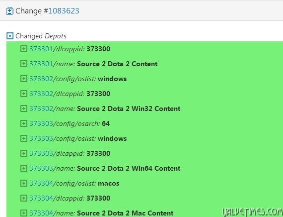 Dota 2 переезжает на Source 2
