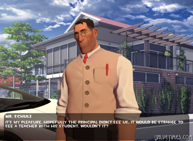 TF2 Dating Sim
