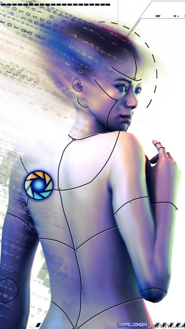 Лучшие арты июля 2015. Portal 2.