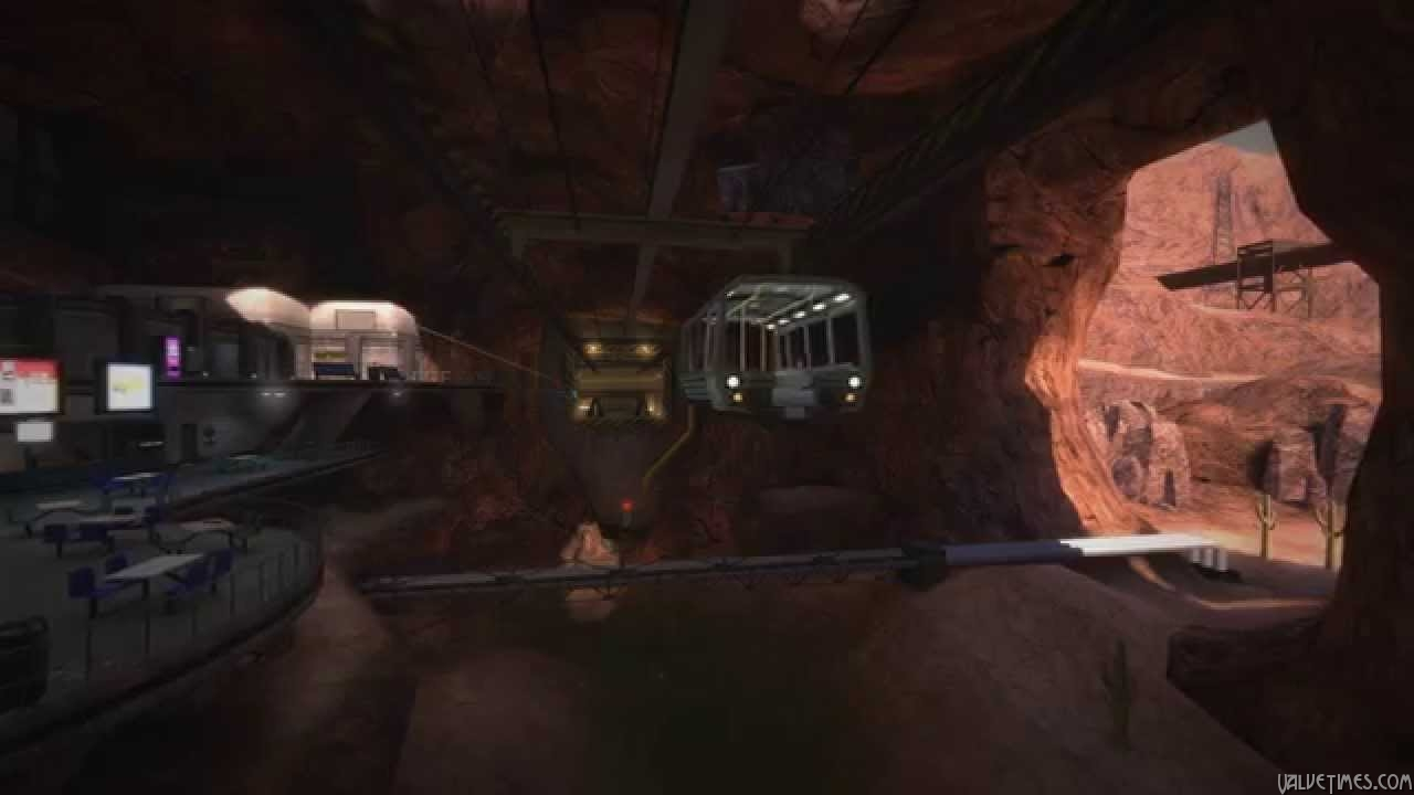 Новый трейлер ремейка Half-Life: Blue Shift — Black Mesa: Insecurity