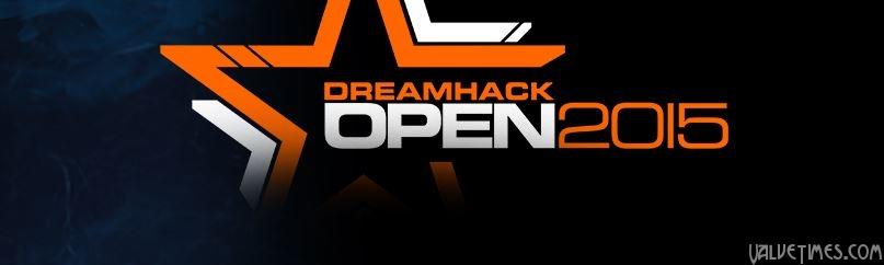 """CS""""GO чемпионат DreamHack Open 2015"""
