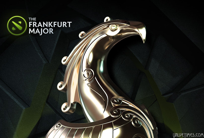 Dota2 Высшая лига во Франкфурте