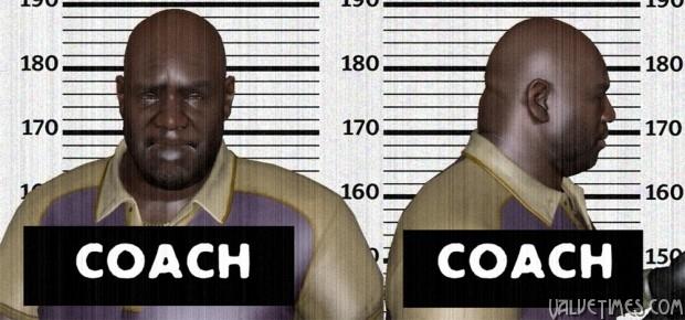 Герои Left 4 Dead 2 - Coach