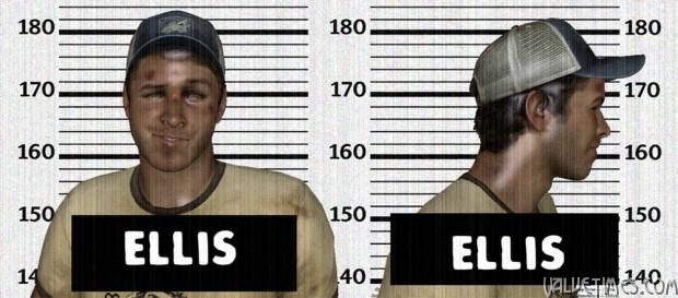 Герои Left 4 Dead 2 - Ellis