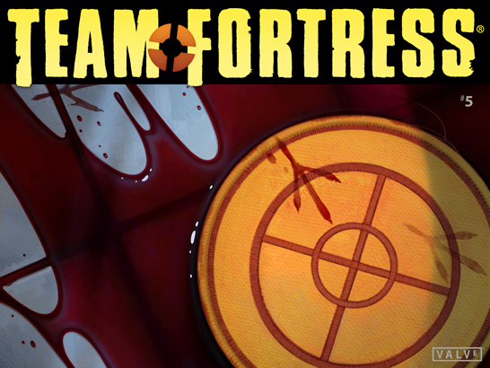Team Fortress 2 Комикс №5