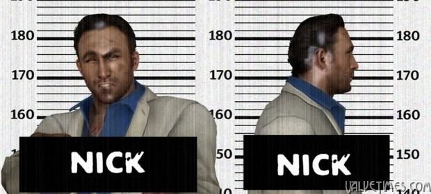 Герои Left 4 Dead 2 - Nick