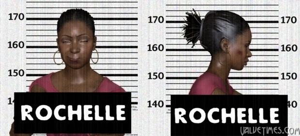 Герои Left 4 Dead 2 - Rochelle