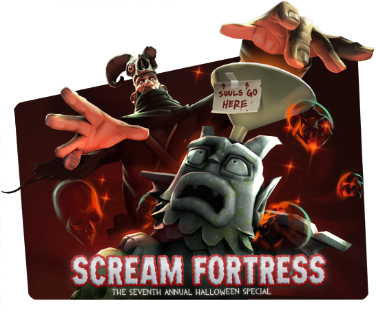 Team Fortress 2 Scream Fortress 2015