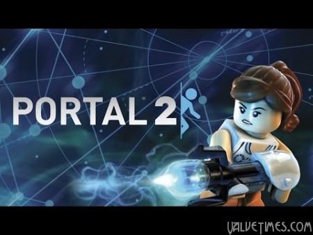 Portal теперь в LEGO Dimensions!