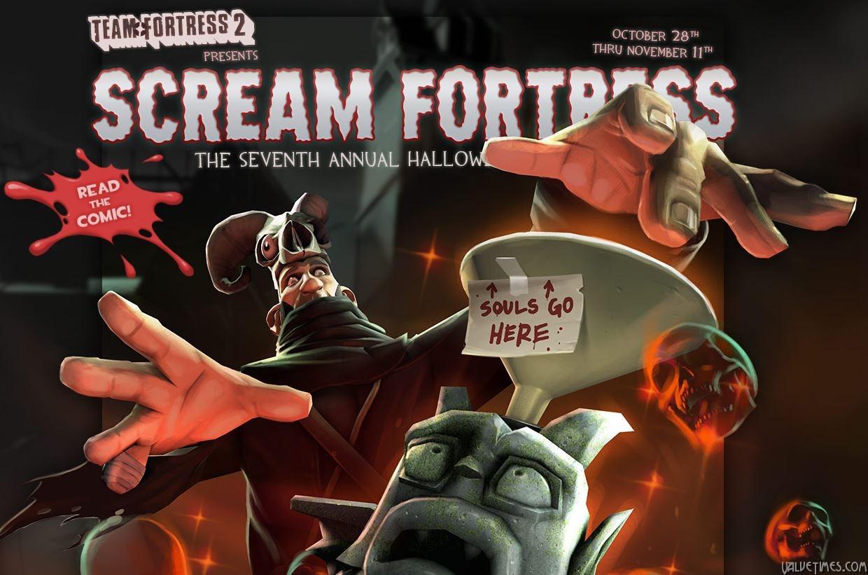 Scream Fortress 7 TF2