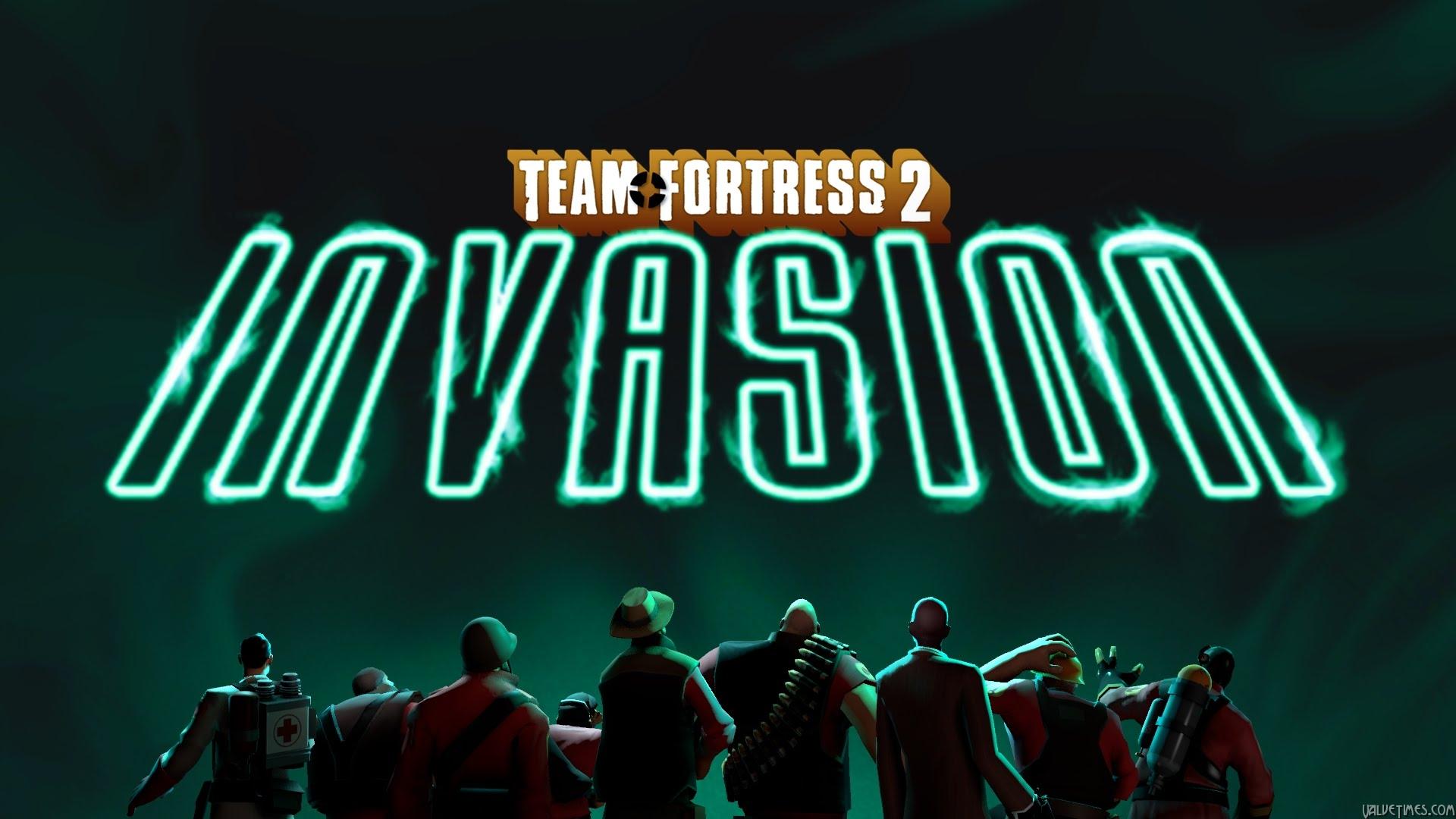 Team Fortress 2 Вторжение!