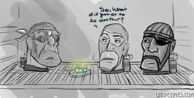 Лучшие арты Сентября 2015. Team Fortress 2.
