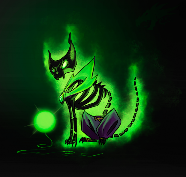 Dota 2 Halloween Котики