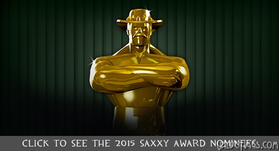 Saxxy Awards 2015 номинанты Премии Saxxy
