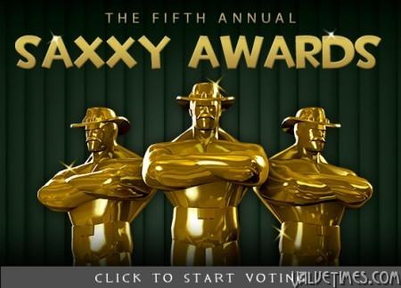 Пятая ежегодная премия Saxxy