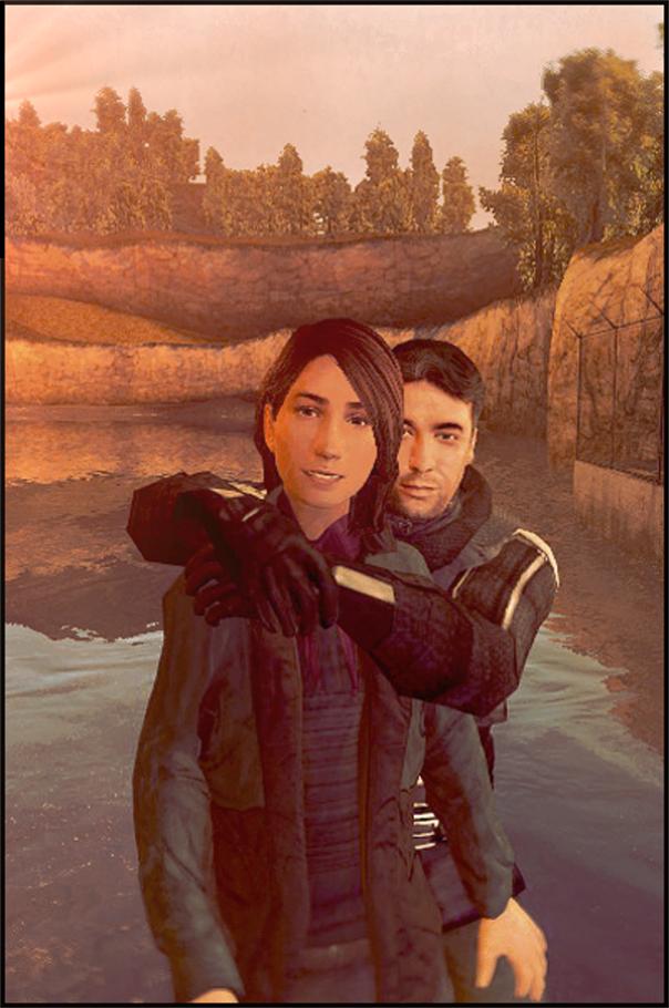 Лучшие арты Ноября 2015. Half-Life 2.