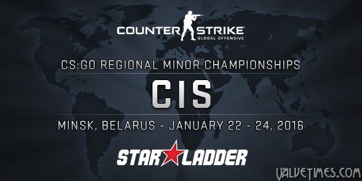 Чемпионат CS:GO в Минске СНГ