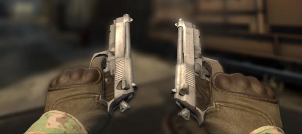 Старые модели перчаток CS:GO