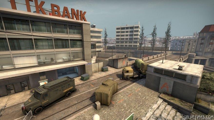 CS:GO Overpass Приемы нападения