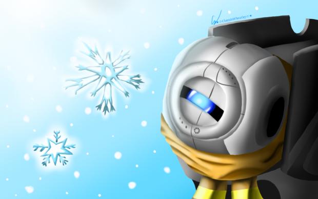 Лучшие арты декабря 2015. Portal 2.