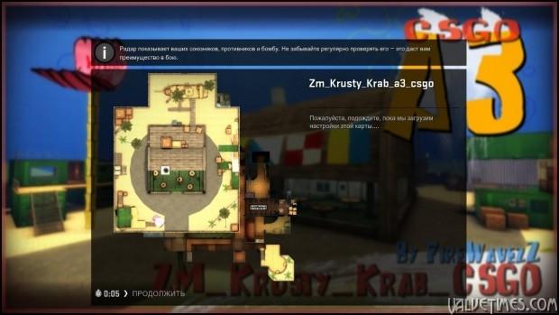 CS:GO Krusty Krab Sponchbob