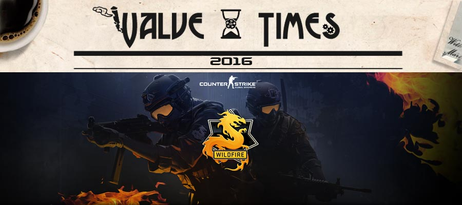 Обновление Counter-Strike: Global Offensive 2016. Operation Wildfire.