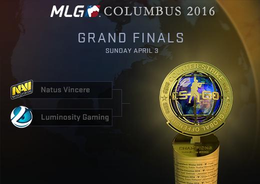 MLG Columbus Финал