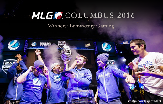 Победители Чемпионата CS:GO MLG Columbus