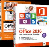 Office 2016 Bücher