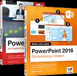 PowerPoint 2016 Bücher