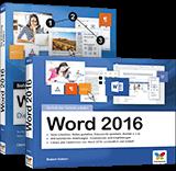 Word 2016 Bücher