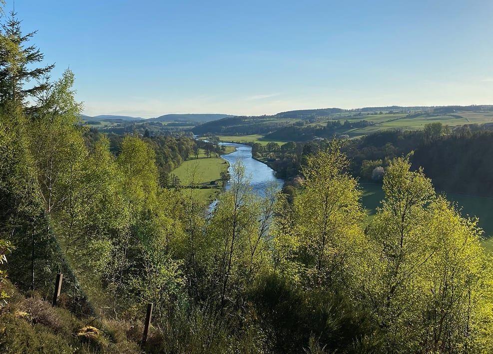 Walk the Queen's View, Aberlour