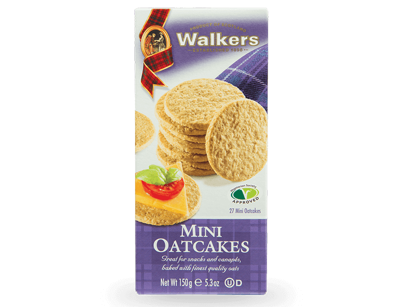 Mini Oatcakes