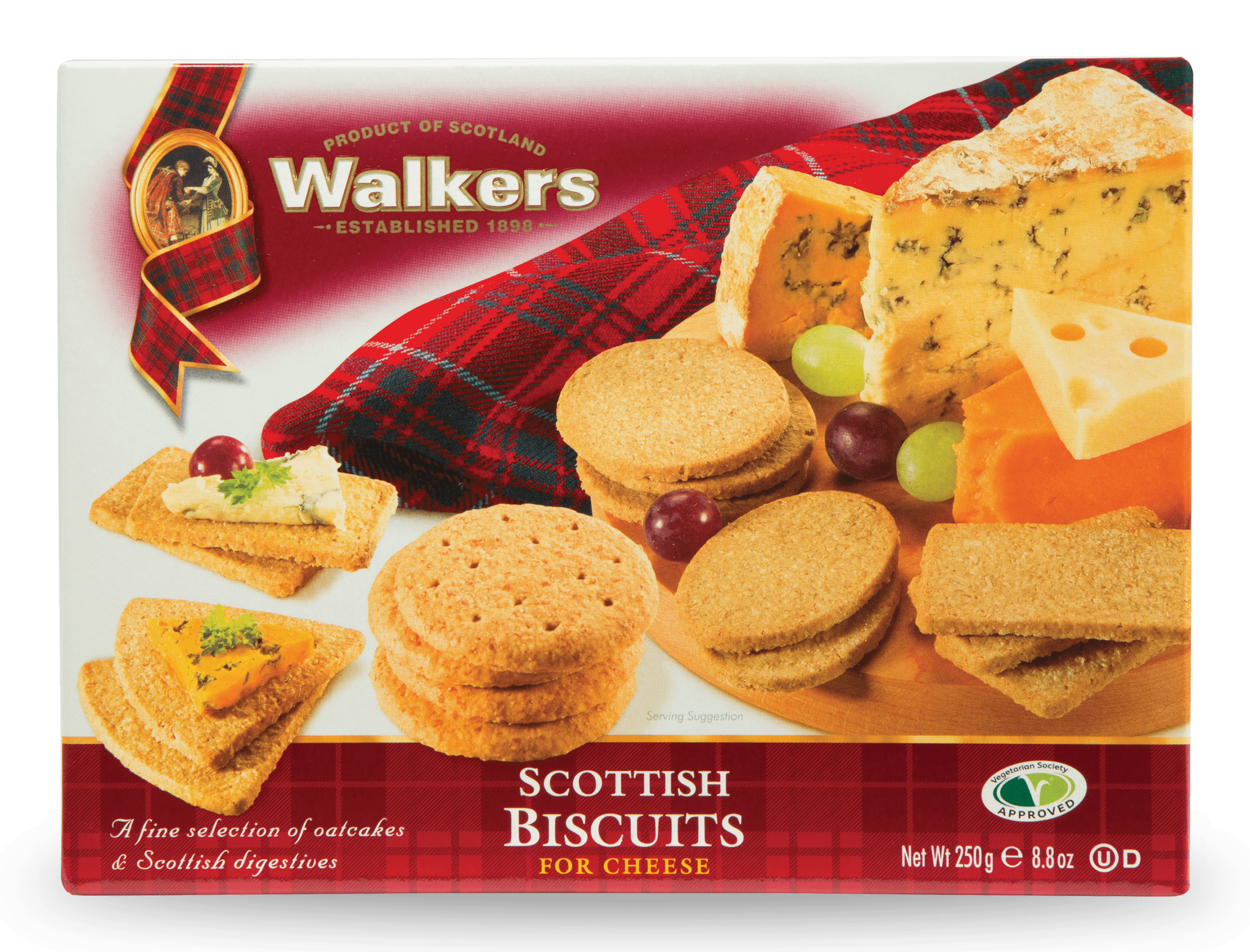 Scottish Biscuits for Cheese