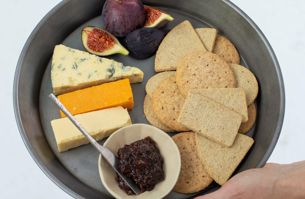 Create a Proper Cheese Plate