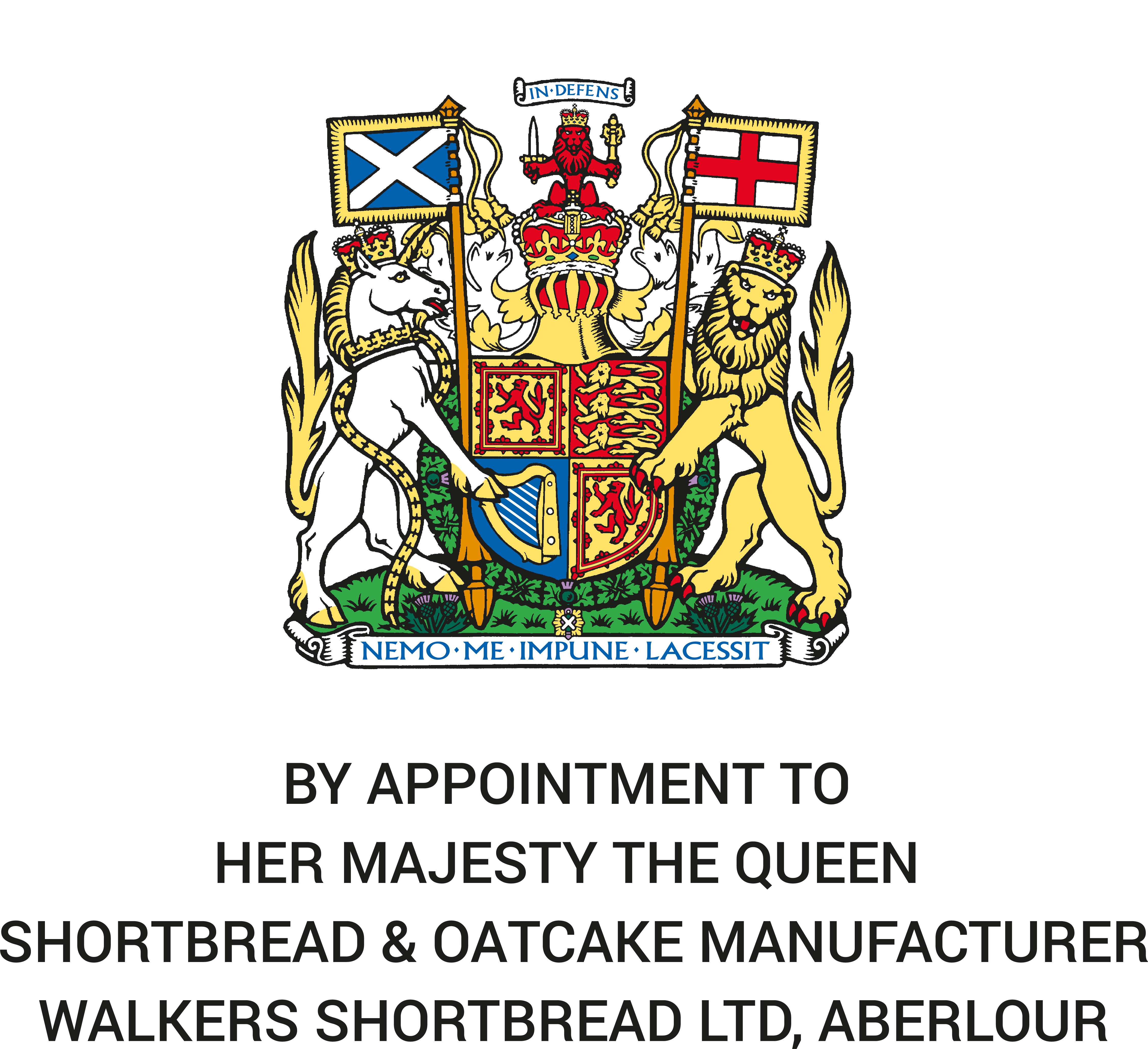 Royal Warrant Granted to Walkers For Shortbread