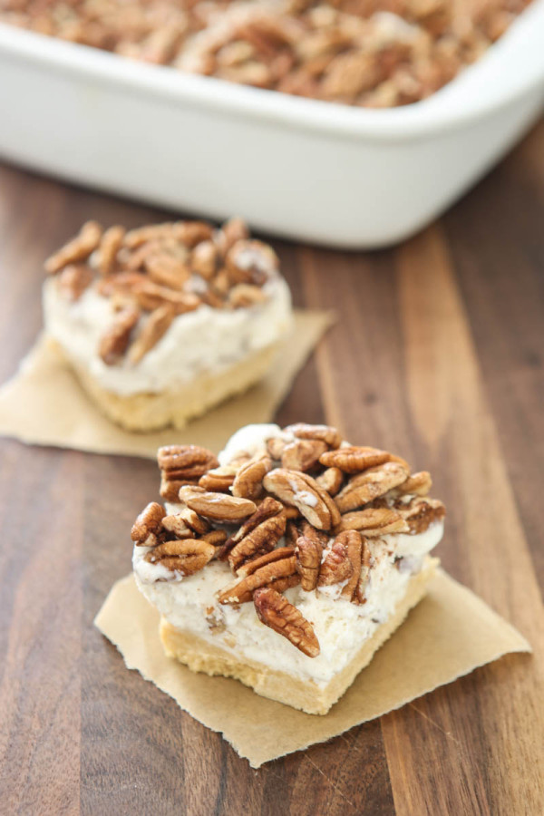 Why You Want Pecans in Your Thanksgiving Desserts