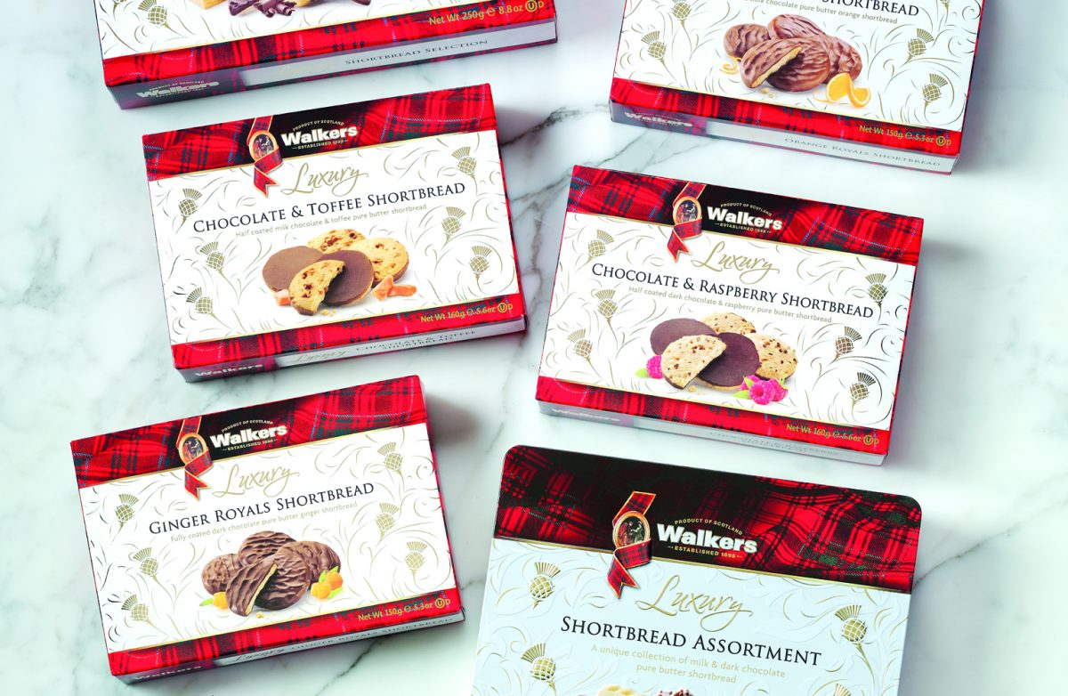 4 Great Valentine's Gift Ideas From Walkers Shortbread