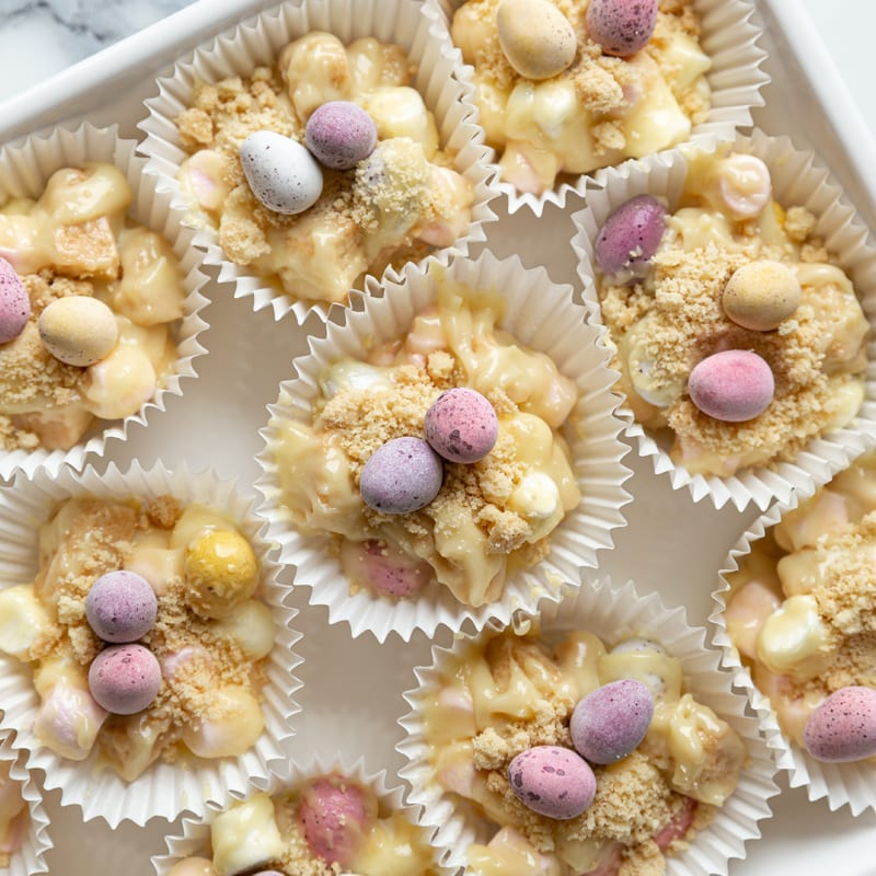 Rocky Road Spring Nests