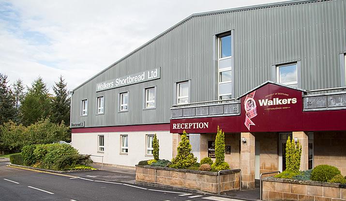Walkers Shortbread Factory