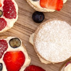 Create a Shortbread-Inspired Masterpiece