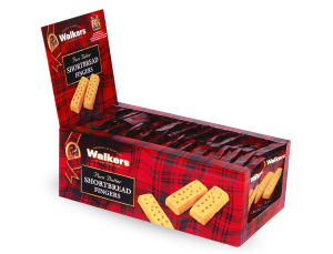 Walkers 2 Pack Shortbread Fingers