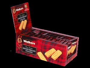 Walkers 2 Pack Shortbread Fingers