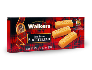 Box of Walkers Shortbread Fingers