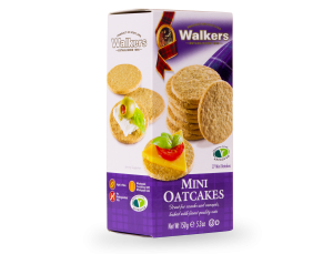 Mini Oat Crackers