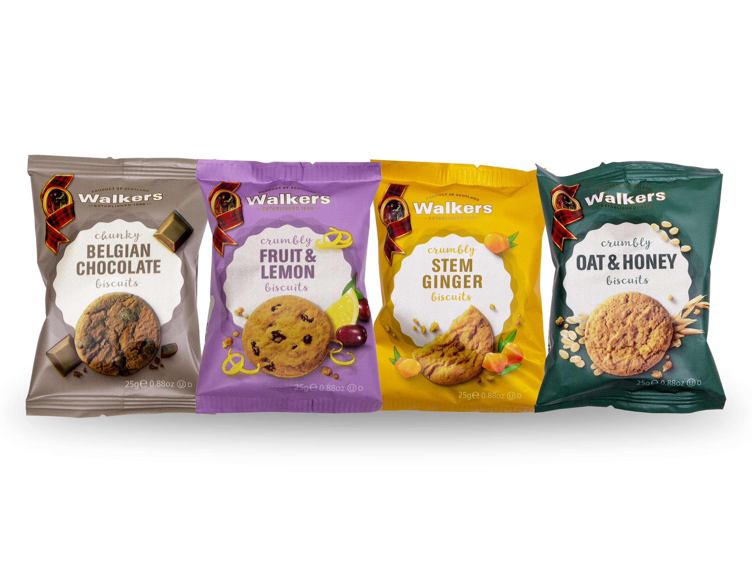 Snack Packs Assorted Cookies 100 ct.